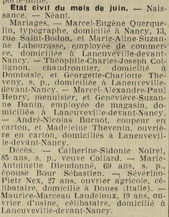 06 juillet 1938