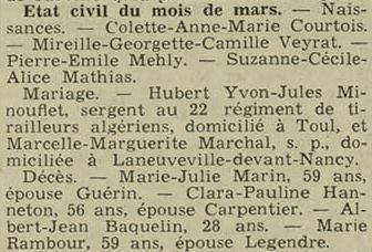09 avril 1939
