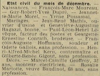 09 janvier 1939
