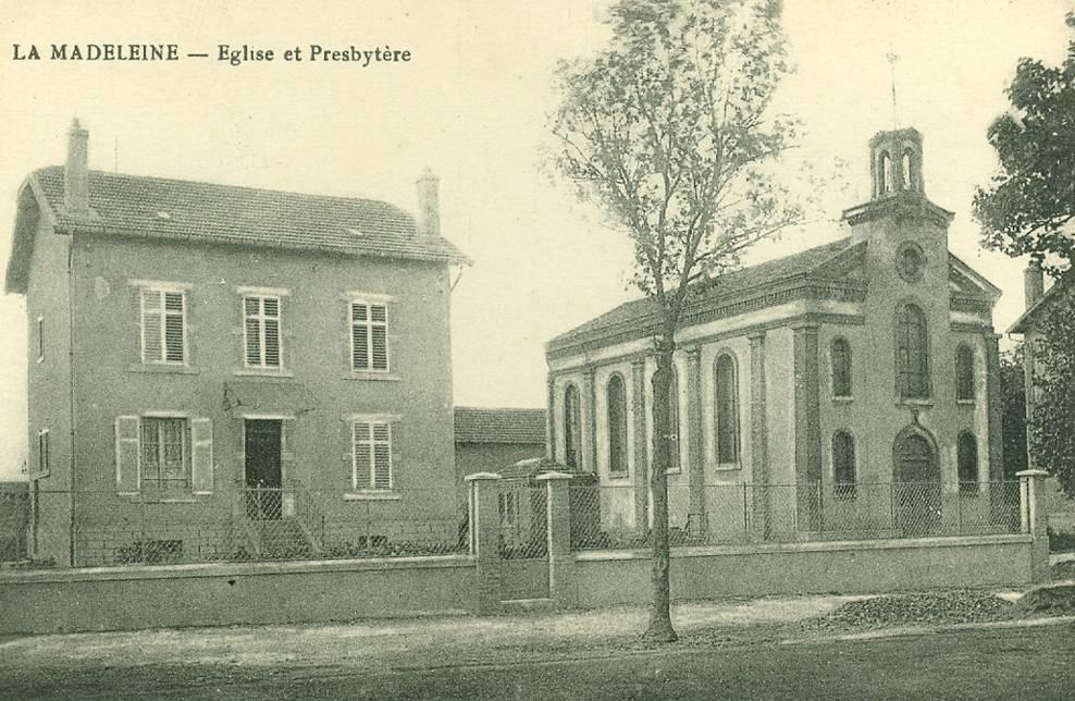 chapelle phlinoise