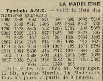 14 novembre 1938