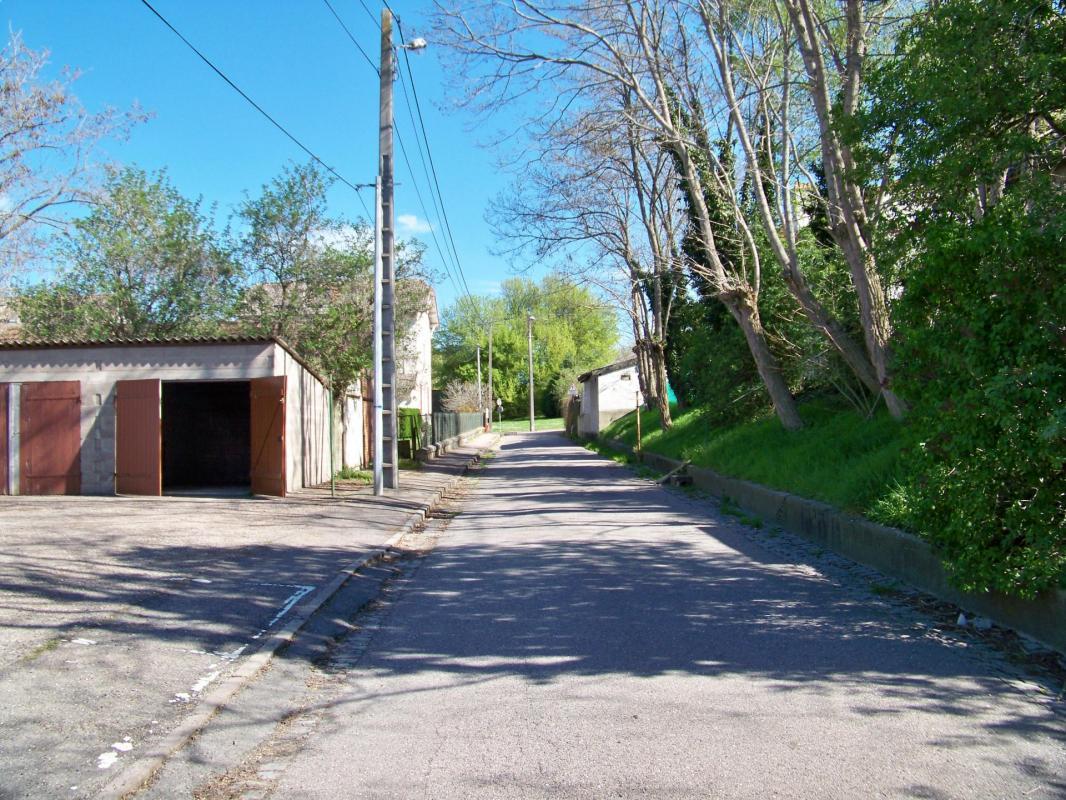 rue Serruys à la madeleine 54410