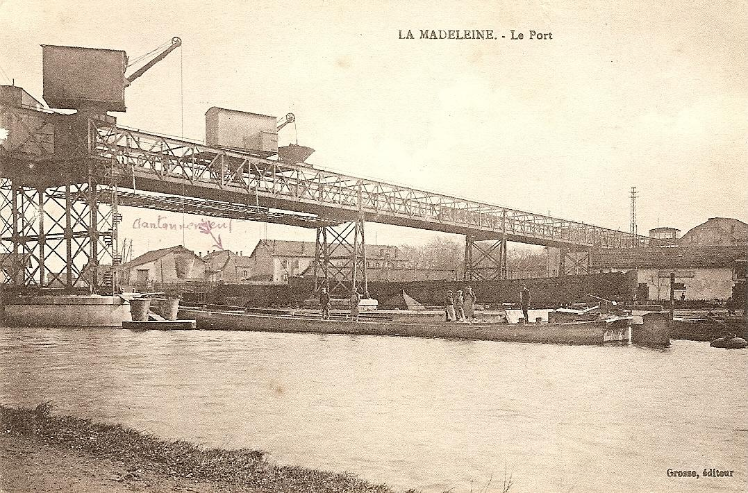 la madeleine le port 1 4