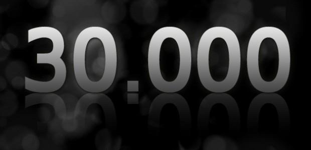 30 000 visiteurs site de la madeleine 54410