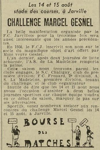 31 juillet 1938