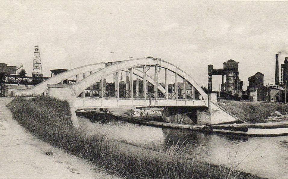 le pont des salines 54410