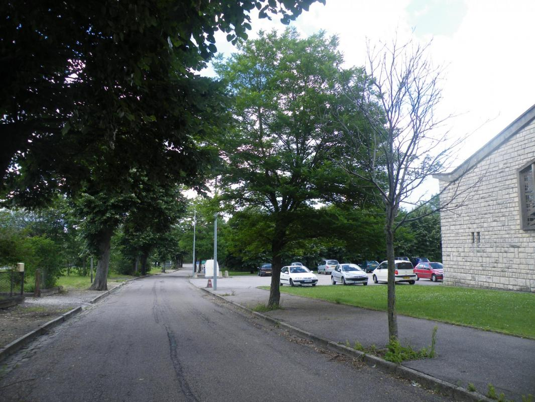 avenue Marthe à la madeleine
