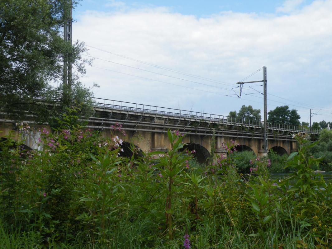 pont canal de la madeleine