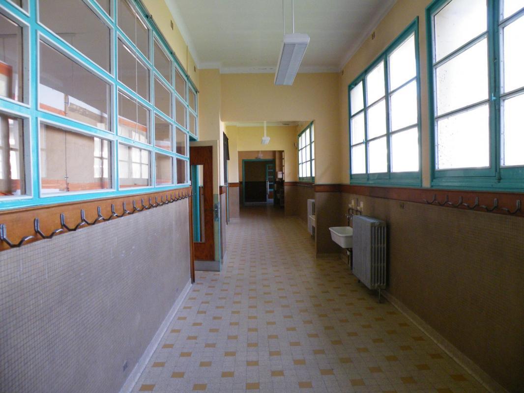 couloir école