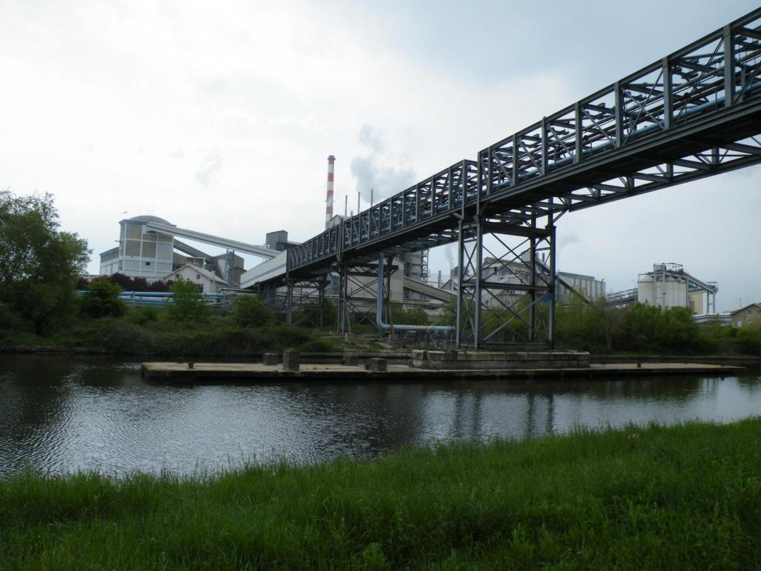 le pont transporteur