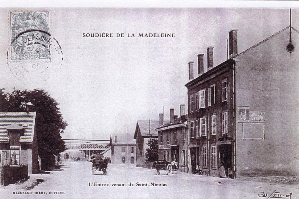 Rue Gilbert Bize 3