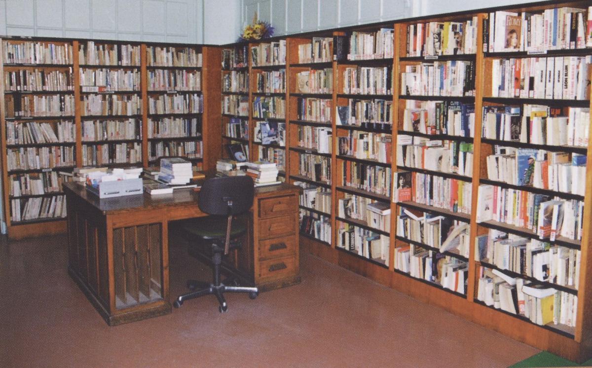 bibliothéque phlinoise