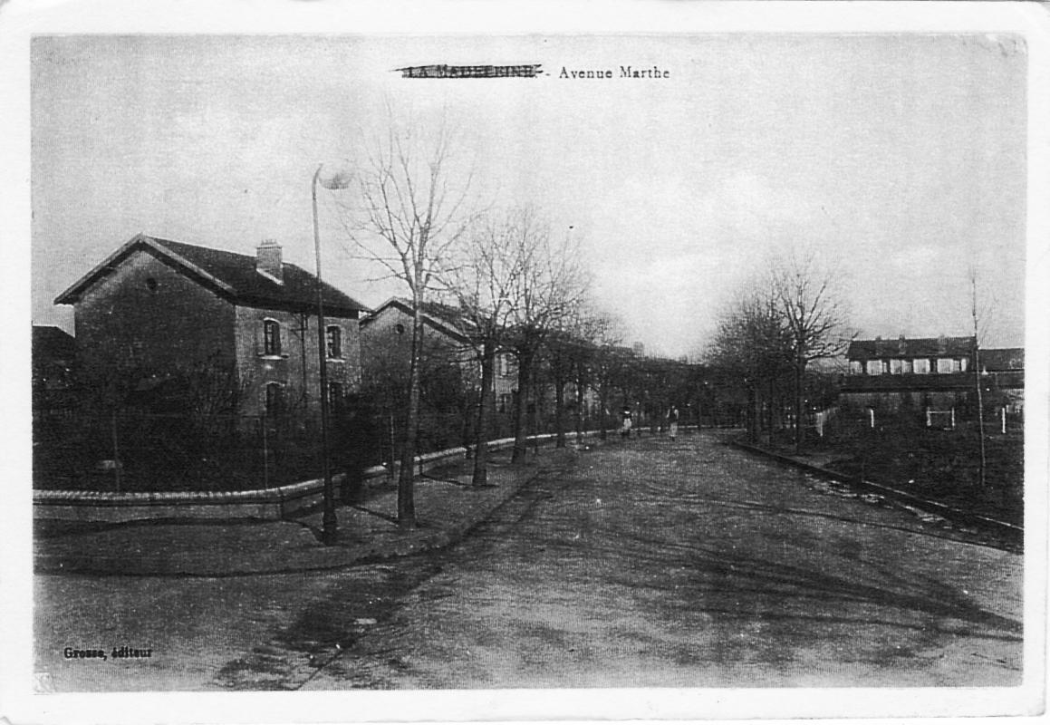 Avenue Marthe