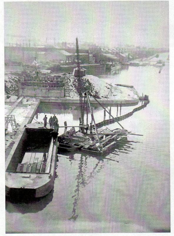 port travaux