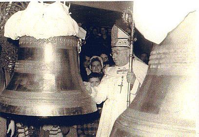 Benediction des cloches phlinoises