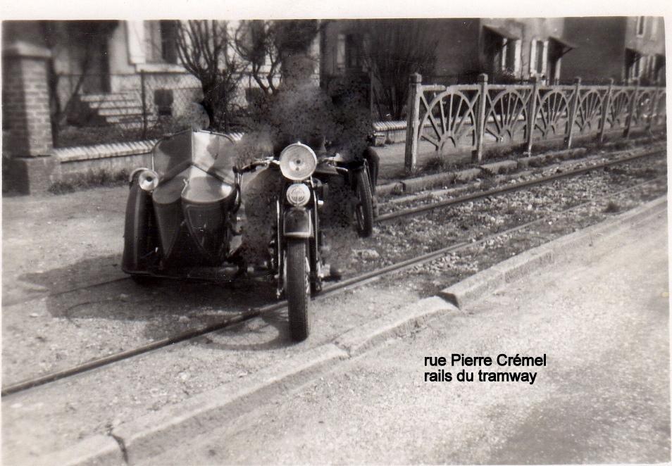 Pierre Cremel tramway