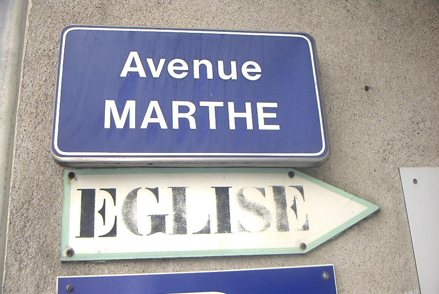 panneau Marthe